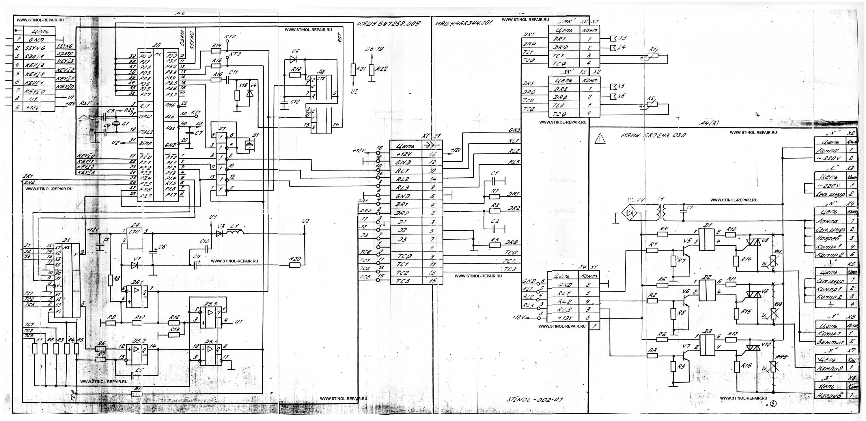 Схема подключения таймера холодильника